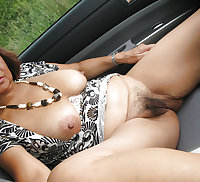 Hairy women 35