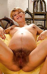 vintage pregnant