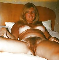 Amateur hairy women # 14