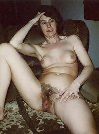 Amateur hairy women # 17