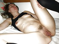 Claire, Hot, Hairy Slut Wife, I'd LOVE To Fuck!