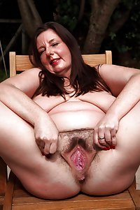 Hairy grannies and matures