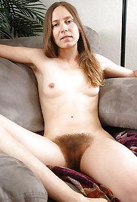 Beautiful Hairy Teens 21 by TROC