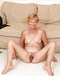 Hairy Moms And Grandmas 48