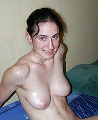 Hot amateur french milf