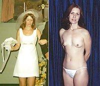 Polaroid Brides - Dressed & Undressed