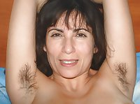 Hairy armpits - pits 04 - Love is in the hair