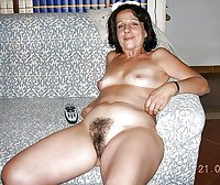 Hairy Mature Amateurs Vol.1