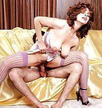 Silk & Satin - Vintage Porno Magazine