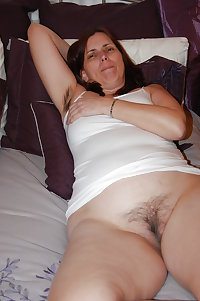 Flashing Hairy Kathy
