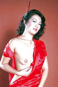 Reminiscent Vintage Retro Asian Natural Tits Hairy Bush