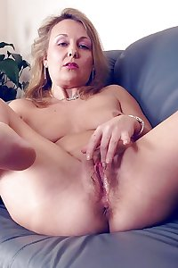 Older ladies surprise at home 7