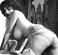 Rear View Compilation (Vintage, Hairy) 2