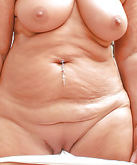 IN LOVE with nasty, fat & hairy GRANNIES! #2