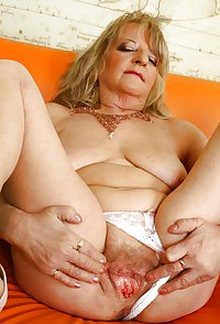 hairy milf and mature mix