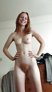 Amateur Hairy Pussy 8