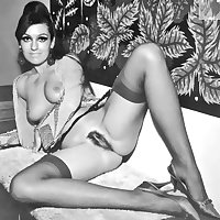 old vintage sex - beauties of yesterday mix 4