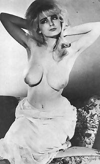 Vintage- Hairy Big Tit Blonde