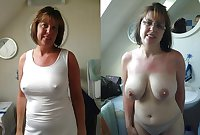 MILF Dress Undressed