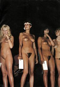 Vintage nude contests