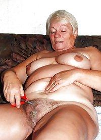 Hairy grannies