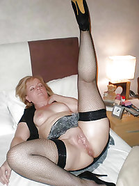 Assorted sizes of wide open legs