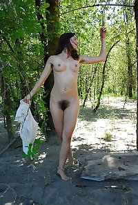 Beautiful Hairy Babes 29 by TROC
