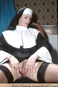 Bottomless and Hairy Nuns
