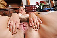 ass and pussy spreading