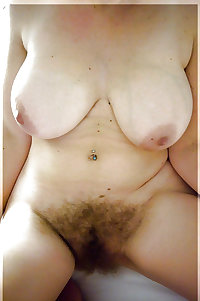 Only Hairy Pussy