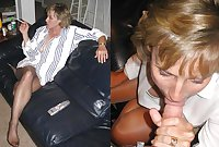 And More Dressed Undressed Mature Beauties