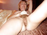 Amateur hairy women # 51
