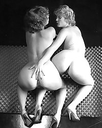 Vintage Rear Views