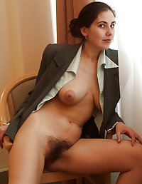 Hairy women 51