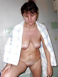 Mature Hairy Moms #3