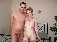 Mature Hairy Moms #3