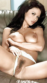 Big tits and hairy pussy 8