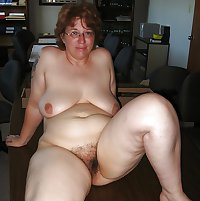 Hairy Mature Mix 9