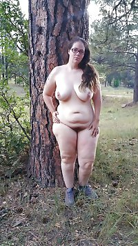 Fat Chubby Saggy Nudist