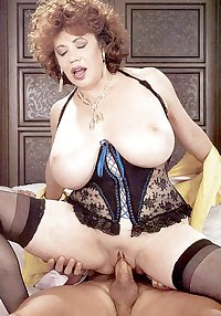 sexy ladies, vintage and older women