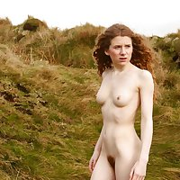 Gorgeous Nudes - Hairy Redheads #2