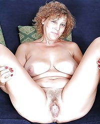Beautiful hairy mature, granny  and milf ready for cock 3