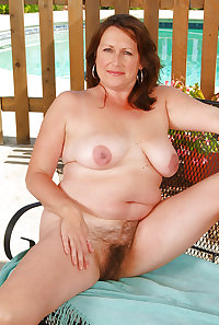 Hairy Moms And Grandmas 06