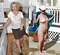 Dressed - Undressed! - vol 142! ( Grannies Special! )