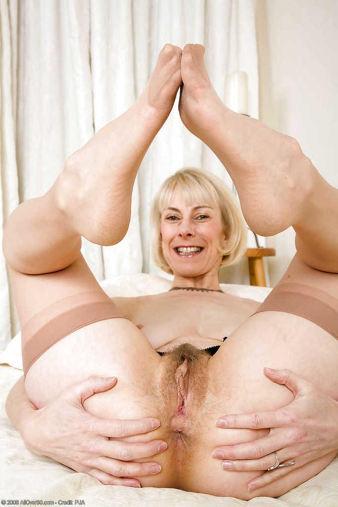 Atk Mature Hairy Milfs Hazel May Pornpic 1