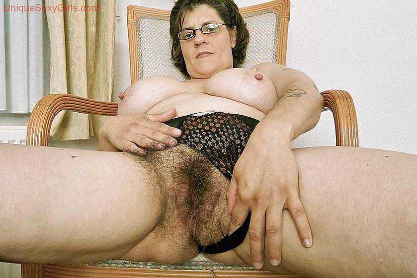 толстых страница и волосатых пожилых 5 порнофото
